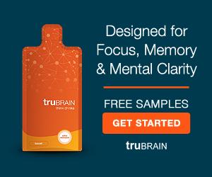 TruBrain Think Drinks